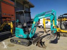 Excavadora Kobelco SK17SR miniexcavadora usada