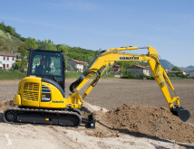Komatsu PC 55MR-5 MO mini pelle occasion