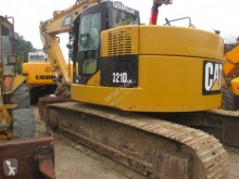 Caterpillar 321D LN excavator pe şenile second-hand