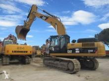 Excavadora Caterpillar 336DLN excavadora de cadenas usada