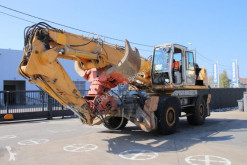 Liebherr HD 934 used wheel excavator