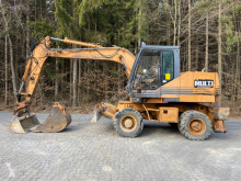 Excavadora Case 788 P excavadora de ruedas usada
