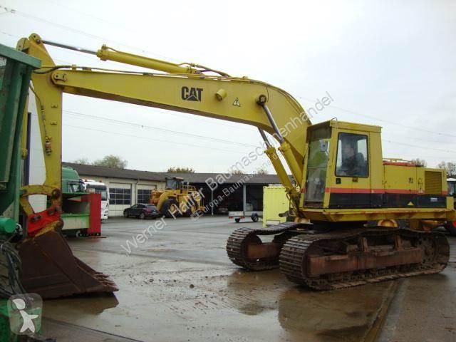 View images Caterpillar 229 D Kettenbagger mit Hammerleitung excavator