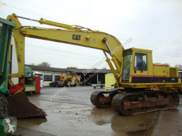 Caterpillar 229 D Kettenbagger mit Hammerleitung használt lánctalpas kotrógép