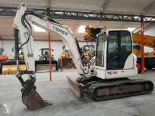 Terex Schaeff TC75 used mini excavator