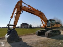 Escavadora escavadora de lagartas Hyundai R520 LC 9