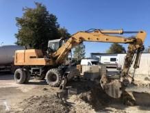 Excavadora Liebherr 912 excavadora de ruedas usada