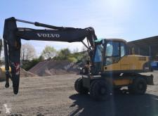 Excavadora Volvo EW 180 C excavadora de ruedas usada