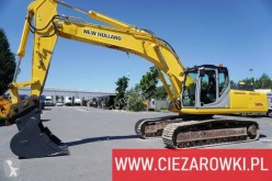 New Holland E385B 37T excavator pe şenile second-hand