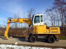 Liebherr 924 A Litronic - Umschlagbagger pelle de manutention occasion