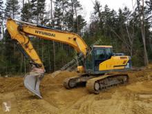 Hyundai HX 200 L excavator pe şenile second-hand