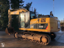 Excavadora Caterpillar 323DLN excavadora de cadenas usada