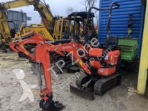 Kubota K008-3 mini-excavator second-hand