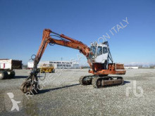 excavadora de manutención usado