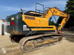 Bæltegraver Hyundai HX220 L HX220-L