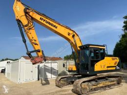 Excavadora Hyundai HX220 L HX220-L excavadora de cadenas usada
