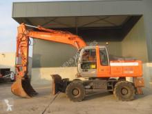 excavadora Hitachi ZX 180 W