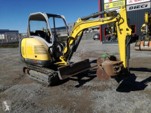 Mini-escavadora Wacker Neuson 2503 RD
