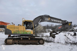 экскаватор гусеничный Volvo