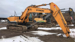 escavadora de lagartas Hyundai
