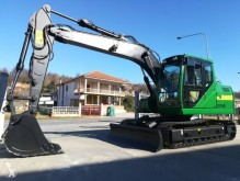 Case CX130B used track excavator