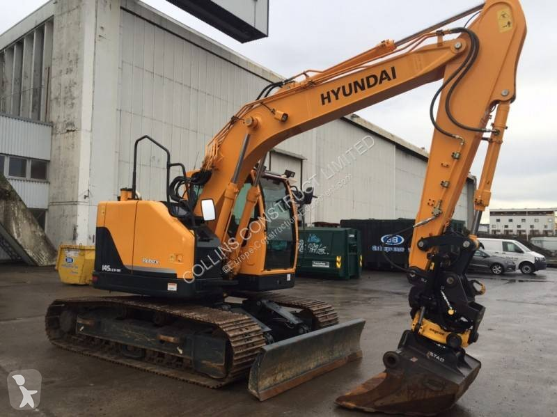 View images Hyundai Robex 145LCR-9 excavator