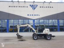 Excavadora Terex HML 42 excavadora de ruedas usada