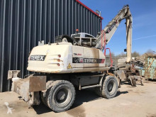 Terex TM 180 used industrial excavator