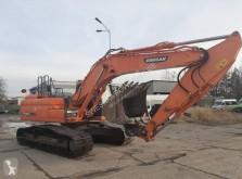Doosan DX255 LC DX 255 LC seria III BŁOTNIAK excavator pe şenile second-hand