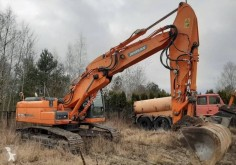 Doosan DX255 LC DX 255 LC ramie 3 x łamane excavator pe şenile second-hand