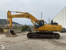 Hyundai R450 LC-3 bandgående skovel begagnad