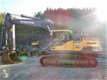 Volvo EC 250 D N L pásová lopata použitý