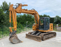 Case CX135SR excavator used