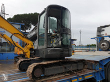New Holland E 50.2 SR miniskovel begagnad