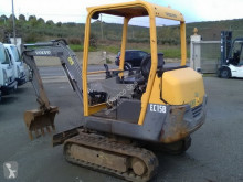 Used mini excavator Volvo EC15B