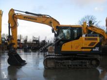 excavadora Hyundai HX 140L