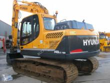 Excavadora Hyundai Robex 140 LC-9A excavadora de cadenas usada