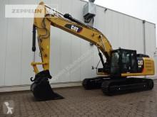 Excavadora Caterpillar 329ELN excavadora de cadenas usada