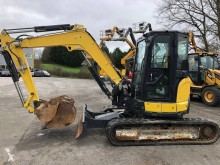 Yanmar VIO 50 - 6 mini-excavator second-hand