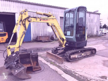 Yanmar VIO 20 used mini excavator