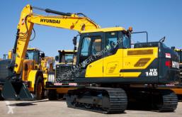 Excavadora Hyundai HX 140L excavadora de cadenas usada