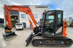 Hitachi ZX85USB-5 used mini excavator
