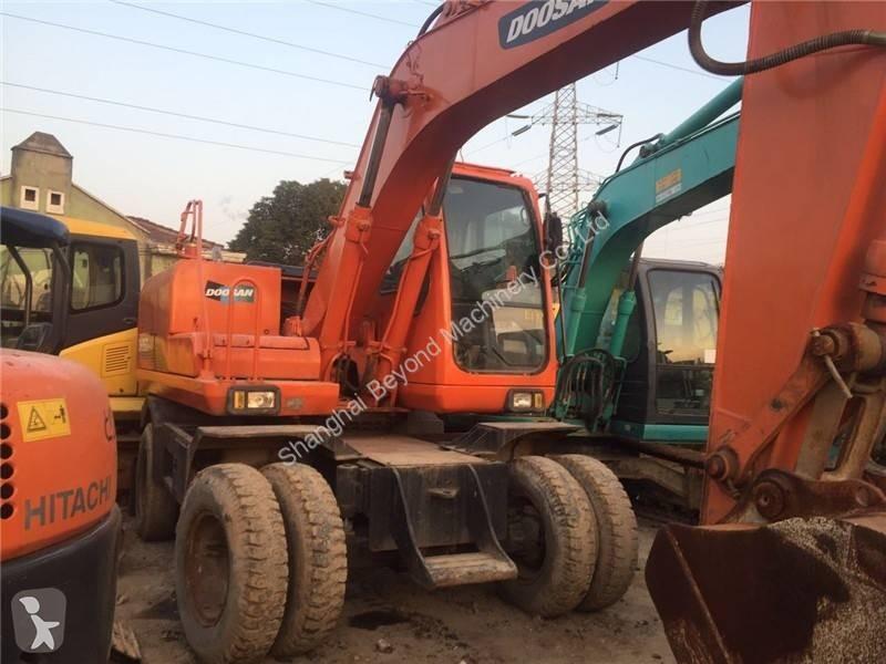 View images Doosan DH150LC-7 excavator