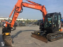 Hitachi ZX85US used mini excavator