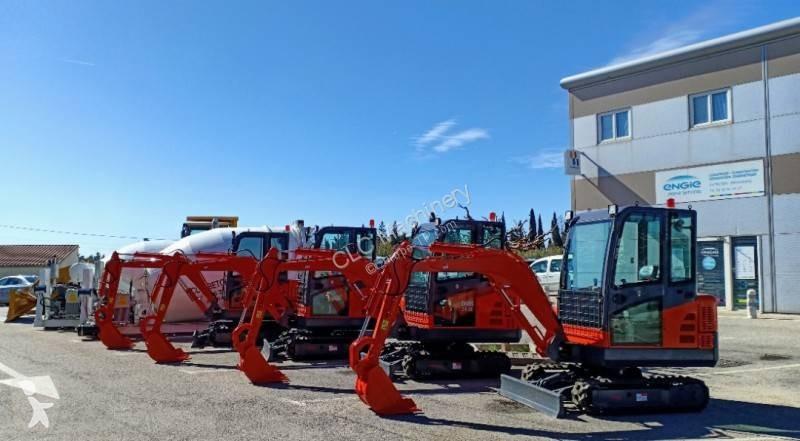 Ver las fotos Excavadora CLC CLC T 1000