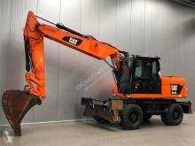 excavadora Caterpillar M 316 D