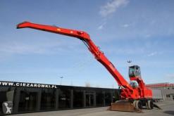 escavadora Solmec MATERIAL HANDLER 43 T 516 ESC