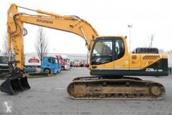 Hyundai 3000 MTH ! CRAWLER EXCAVATOR 22,5 T ROBEX 220LC-9 used track excavator