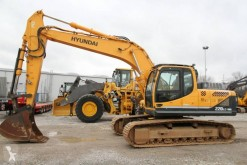 Escavadora Hyundai CRAWLER EXCAVATOR 22,5 T ROBEX 220LC-9 escavadora de lagartas usada