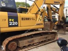 excavadora Komatsu PC220LC-7